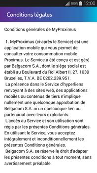 Samsung N910F Galaxy Note 4 - Applications - MyProximus - Étape 11