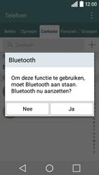 LG H320 Leon - Contactgegevens overzetten - delen via Bluetooth - Stap 9