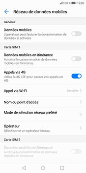 Huawei P Smart - Internet - Désactiver les données mobiles - Étape 7