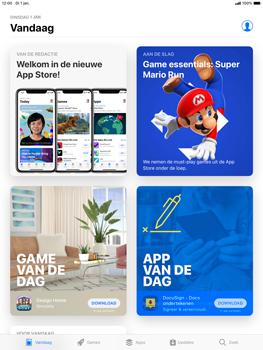 Apple ipad-air-10-5-inch-2019-model-a2123 - Applicaties - Downloaden - Stap 4