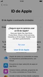 Apple iPhone 6s - iOS 11 - Primeros pasos - Activar el equipo - Paso 19