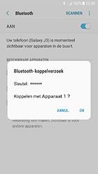 Samsung Galaxy J5 (2017) - Bluetooth - koppelen met ander apparaat - Stap 10