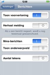 Apple iPhone 3G S - MMS - probleem met ontvangen - Stap 5