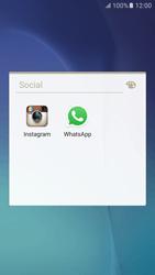 Samsung Galaxy S6 Android M - Aplicações - Como configurar o WhatsApp -  5