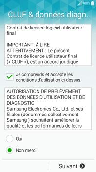 Samsung Galaxy Note 4 - Premiers pas - Créer un compte - Étape 6