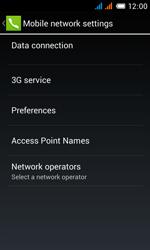 Alcatel OT-4033X Pop C3 - Network - Usage across the border - Step 6