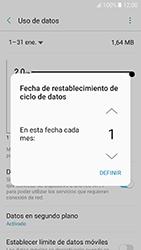 Samsung Galaxy A5 (2017) (A520) - Internet - Ver uso de datos - Paso 8