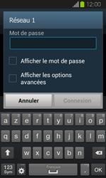 Samsung Galaxy Express - Internet et connexion - Accéder au réseau Wi-Fi - Étape 7