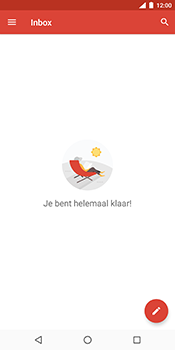 Nokia 7 Plus - E-mail - e-mail instellen (yahoo) - Stap 14