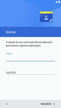 Huawei Google Nexus 6P - Primeiros passos - Como ligar o telemóvel pela primeira vez -  8