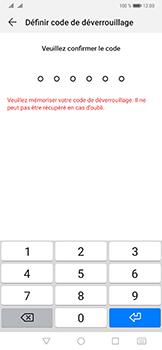 Huawei Mate 20 Pro - Sécurité - activéz le code PIN de l'appareil - Étape 7
