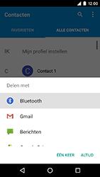 Motorola Moto G 4G (3rd gen.) (XT1541) - Contacten en data - Contacten overzetten via Bluetooth - Stap 8