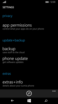 Microsoft Lumia 640 XL - Device - Software update - Step 5