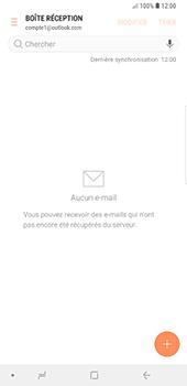 Samsung Galaxy Note 9 - E-mails - Ajouter ou modifier votre compte Outlook - Étape 12