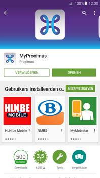 Samsung Galaxy S6 edge+ - Applicaties - MyProximus - Stap 10