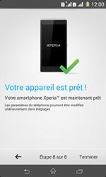 Sony Xpéria E1 Dual - Premiers pas - Créer un compte - Étape 33