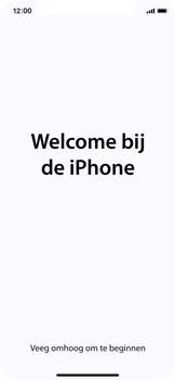 Apple iPhone X - Toestel - Toestel activeren - Stap 42