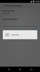 Sony Xperia Z1 Compact D5503 - Network - Usage across the border - Step 7