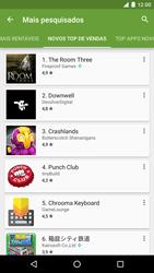 LG Google Nexus 5X - Aplicativos - Como baixar aplicativos - Etapa 10
