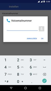Nokia 6.1 Dual-SIM (TA-1043) - Voicemail - Handmatig instellen - Stap 11