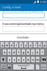 Samsung Galaxy Young II - Email - Configurar a conta de Email -  20