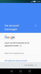Huawei P8 Lite - E-mail - Handmatig instellen (gmail) - Stap 8
