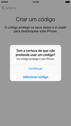 Apple iPhone 6s iOS 10 - Primeiros passos - Como ligar o telemóvel pela primeira vez -  16