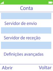 NOS Hakan - Email - Configurar a conta de Email -  25