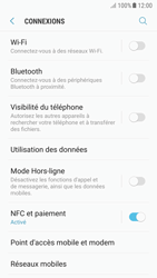 Samsung A520F Galaxy A5 (2017) - Android Nougat - MMS - Configuration manuelle - Étape 5