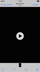 Apple iPhone 7 - Photos, vidéos, musique - Créer une vidéo - Étape 10