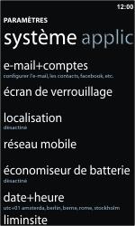 Nokia Lumia 900 - Réseau - utilisation à l'étranger - Étape 7