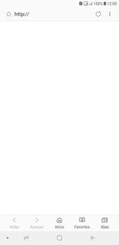 Samsung J4+ - Internet (APN) - Como configurar a internet do seu aparelho (APN Nextel) - Etapa 22