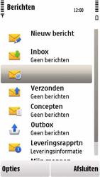 Nokia 5230 - E-mail - handmatig instellen - Stap 28