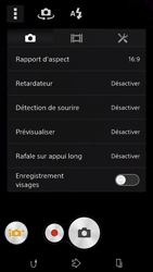 Sony Xperia Z2 - Photos, vidéos, musique - Créer une vidéo - Étape 5