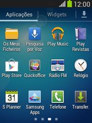 Samsung Galaxy Pocket Neo - Aplicações - Como pesquisar e instalar aplicações -  3