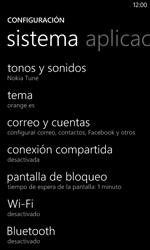 Nokia Lumia 520 - Bluetooth - Conectar dispositivos a través de Bluetooth - Paso 4