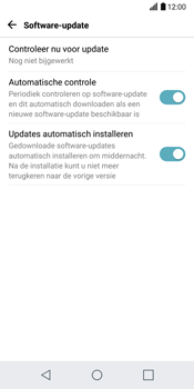 LG G6 (LG-H870) - Software updaten - Update installeren - Stap 8