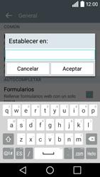 LG Leon - Internet - Configurar Internet - Paso 25