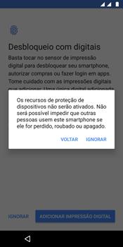 Motorola Moto G6 Play - Primeiros passos - Como ativar seu aparelho - Etapa 15