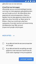 Nokia 3 - Android Oreo - Applicaties - Account instellen - Stap 15