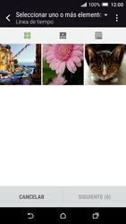 HTC One A9 - E-mail - Escribir y enviar un correo electrónico - Paso 14
