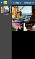 Samsung S7580 Galaxy Trend Plus - E-mail - Escribir y enviar un correo electrónico - Paso 16