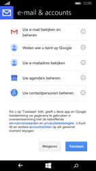 Microsoft Lumia 640 - E-mail - Handmatig instellen (gmail) - Stap 10