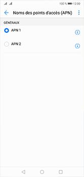 Huawei P20 Lite - Internet - Configuration manuelle - Étape 15