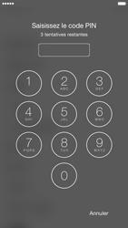 Apple iPhone 6 iOS 8 - Premiers pas - Créer un compte - Étape 4