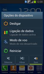 Samsung Galaxy Fresh Duos - Internet no telemóvel - Como configurar ligação à internet -  18