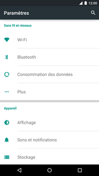 Motorola Nexus 6 - Bluetooth - connexion Bluetooth - Étape 6