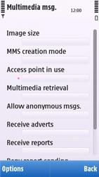 Nokia C5-03 - Mms - Manual configuration - Step 20