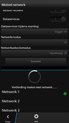 BlackBerry Z30 - Netwerk - Handmatig netwerk selecteren - Stap 13