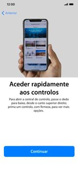 Apple iPhone XR - Primeiros passos - Como ligar o telemóvel pela primeira vez -  30